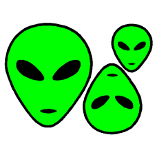 013 - Alien decals