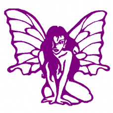 Butterfly Fairy Decal