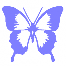 Butterfly Wingspan Decal