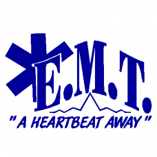 830E - EMT vinyl decal