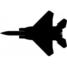 Airforce F15 Decal
