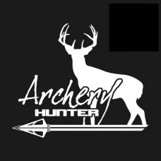 Archery Hunter Decal