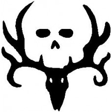 Bone Collector 2A Decal