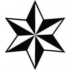 Star Wall Graphic 3