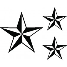 Star Wall Graphic Kit 2