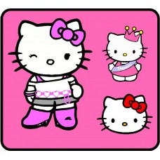 Hello Kitty Color Wall Graphic Kit 2