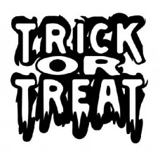 Holloween Holiday Decal1