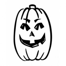 Holloween Holiday Decal3