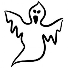 Holloween Holiday Decal7