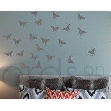 Vinyl Wall Patterns 16