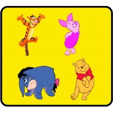 Winnie the Pooh Color Wall Graphic Kit