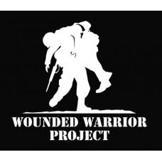 1 Wounded Warrior Project Wall Decal